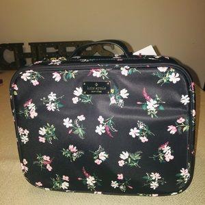 Kate Spade Martie Travel Bag - Black/Floral
